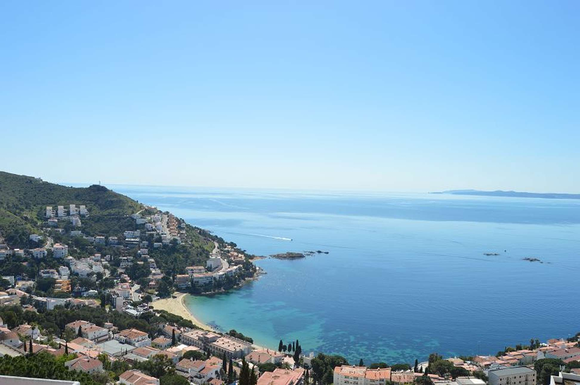 Appartement En Location Vacances à Roses Costa Brava