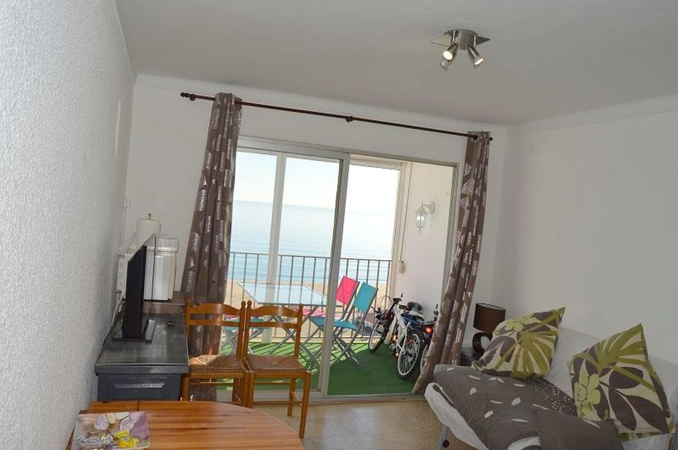 Studio with sea view of Empuriabrava