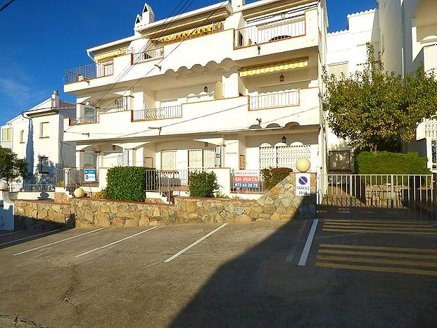 Apartment with seaviews in Puigrom-Roses