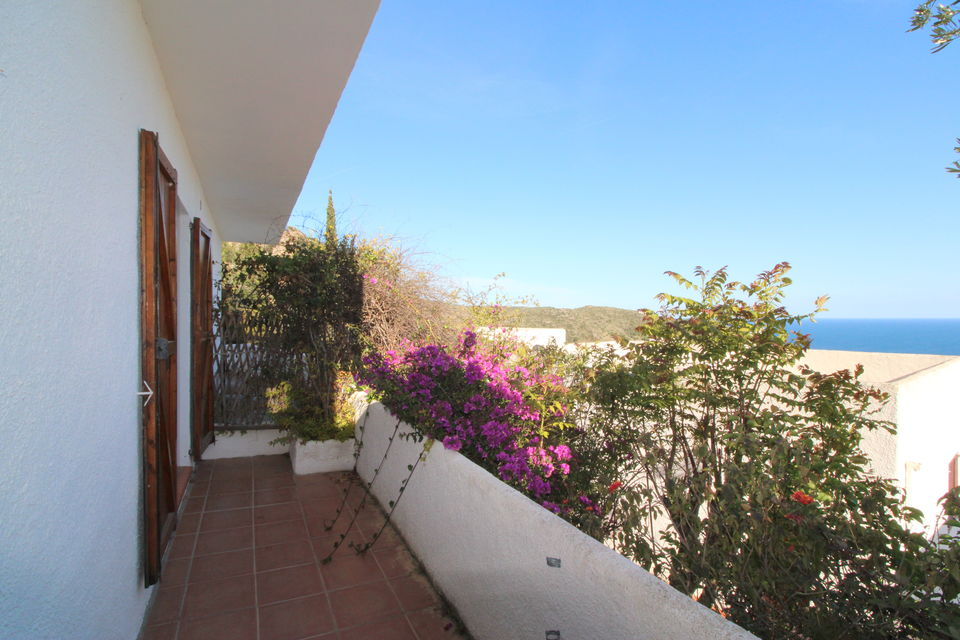 Roses, Holiday apartment in Puig Rom with views to the bay
