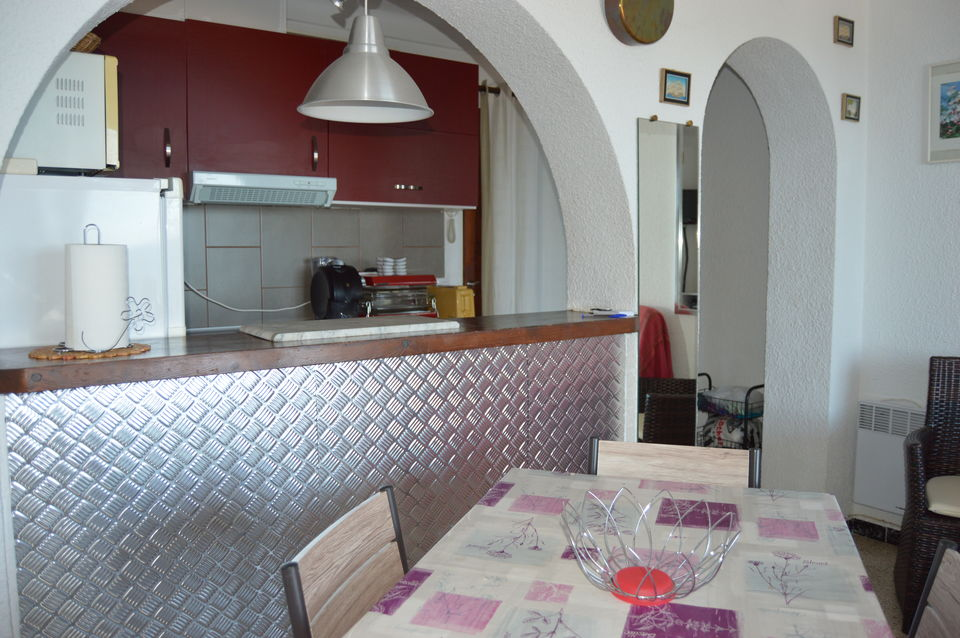 Empuriabrava, apartment with 2 bedrooms, 2 min away from the beach