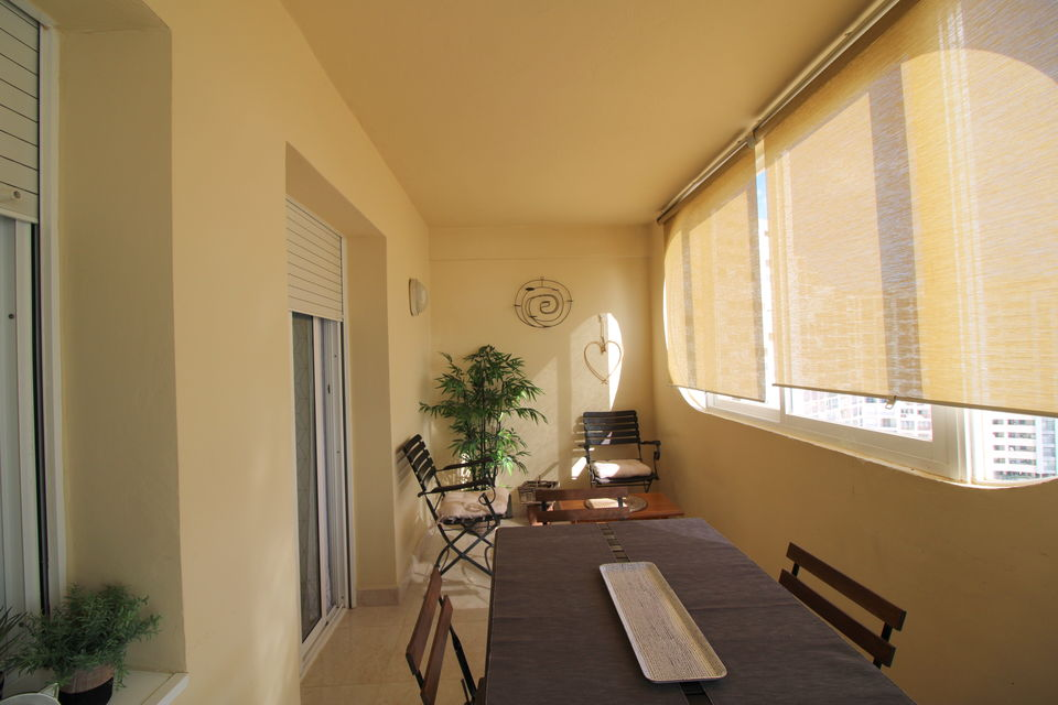 Empuriabrava, flat wiht sea view